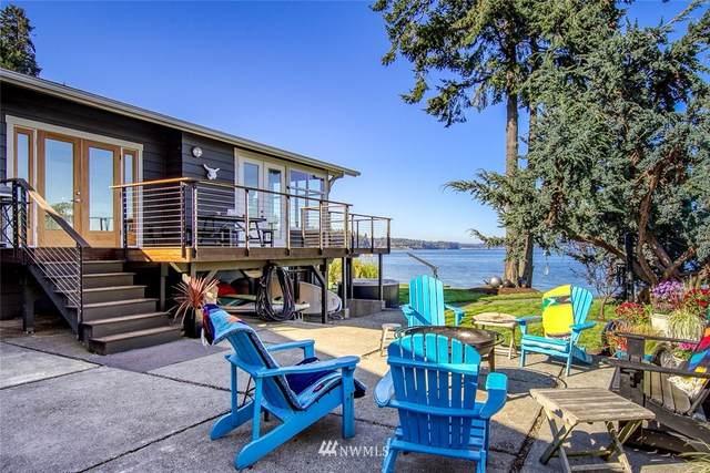 8538 NE Gordon Drive, Bainbridge Island, WA 98110 (#1674071) :: Mike & Sandi Nelson Real Estate