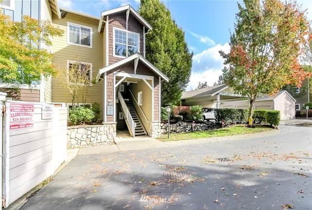710 240th Way SE D203, Sammamish, WA 98074 (#1674085) :: Mike & Sandi Nelson Real Estate