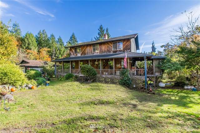 14610 318th Street E, Graham, WA 98338 (#1674128) :: Pacific Partners @ Greene Realty