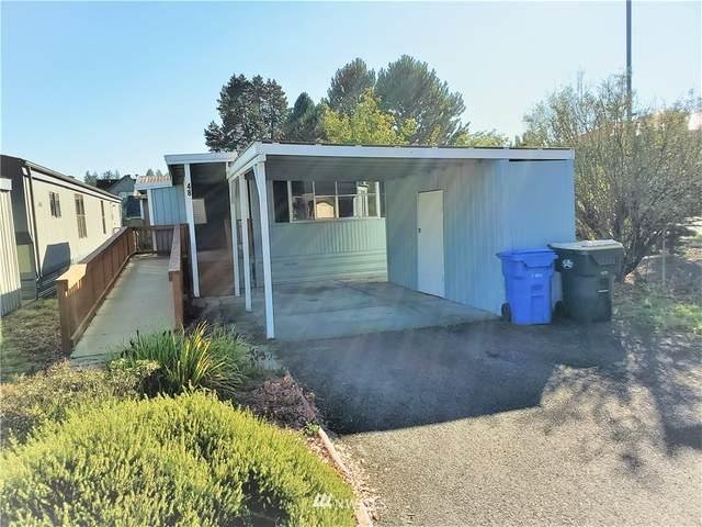 1713 Cooks Hill Road #48, Centralia, WA 98531 (#1674250) :: Pacific Partners @ Greene Realty