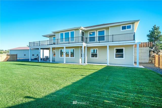 3820 Thrall Road, Ellensburg, WA 98926 (#1674350) :: The Robinett Group