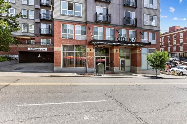 108 5th Avenue S #718, Seattle, WA 98104 (#1674394) :: Ben Kinney Real Estate Team