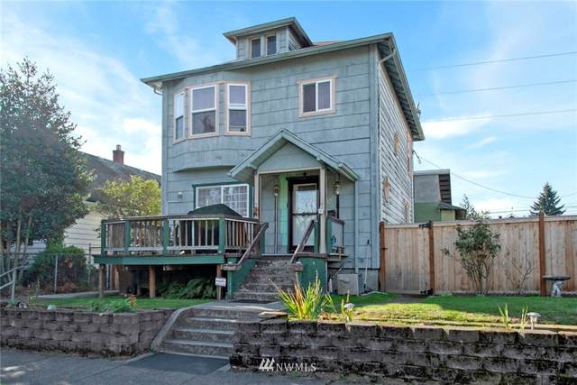 1722 S Cushman Avenue, Tacoma, WA 98405 (#1674401) :: The Robinett Group