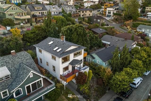 3821 33rd Avenue SW, Seattle, WA 98126 (#1674446) :: Pickett Street Properties