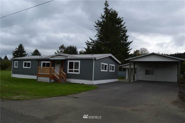 750 Willapa Fourth, Raymond, WA 98577 (#1674544) :: Mike & Sandi Nelson Real Estate