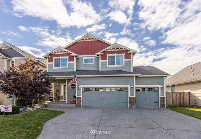 14975 101st Avenue SE, Yelm, WA 98597 (#1674556) :: Becky Barrick & Associates, Keller Williams Realty