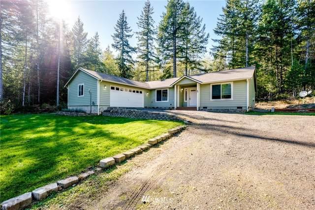 35 NE Trudeau Mountain Road, Belfair, WA 98528 (#1674568) :: NW Home Experts