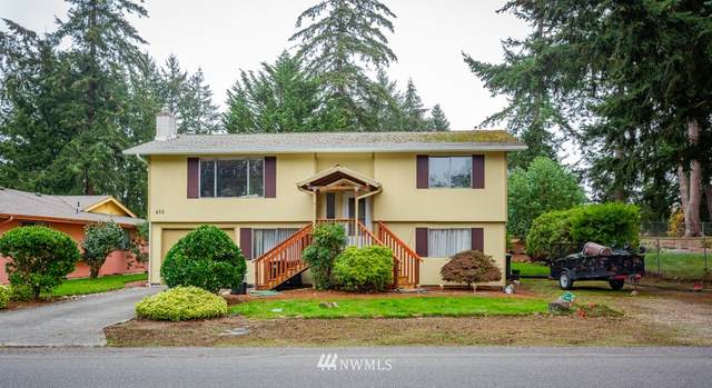 430 Trailblazer Street SE, Lacey, WA 98503 (#1674594) :: Mike & Sandi Nelson Real Estate