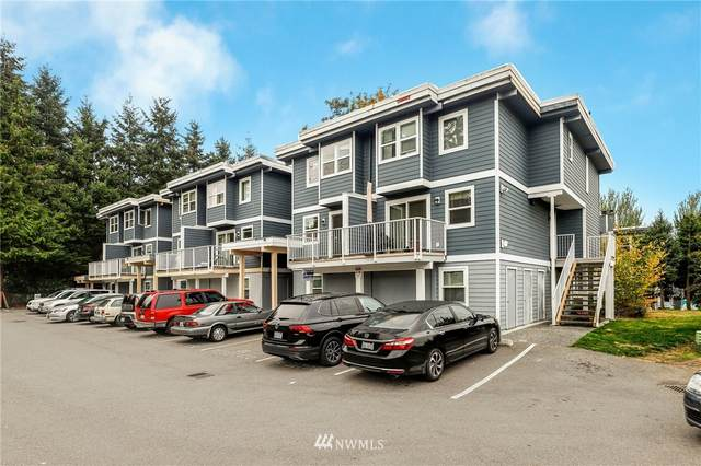6707 204th Street SW #205, Lynnwood, WA 98036 (#1674630) :: Pickett Street Properties
