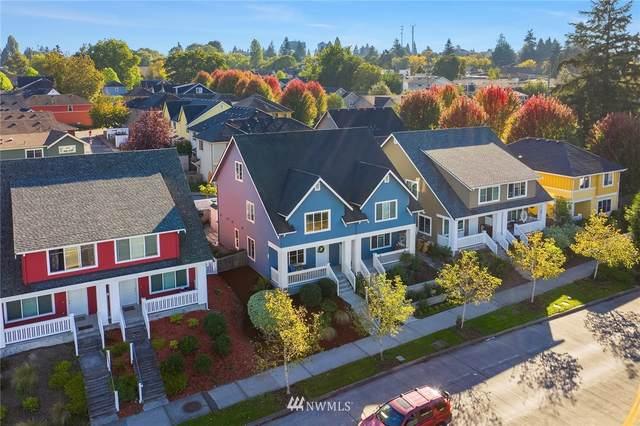 3107 SW Morgan Street, Seattle, WA 98126 (#1674704) :: Ben Kinney Real Estate Team