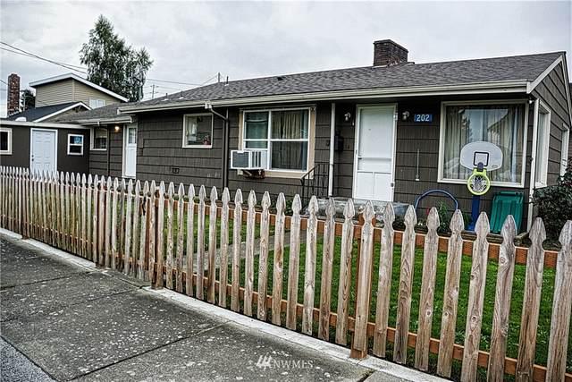 202 E Hazel Avenue, Burlington, WA 98233 (#1674942) :: Keller Williams Western Realty