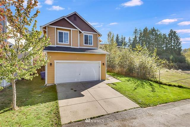 18539 101st Avenue E #133, Puyallup, WA 98375 (#1674980) :: Ben Kinney Real Estate Team