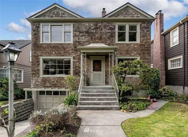 3851 44th Avenue NE, Seattle, WA 98105 (#1674992) :: Becky Barrick & Associates, Keller Williams Realty