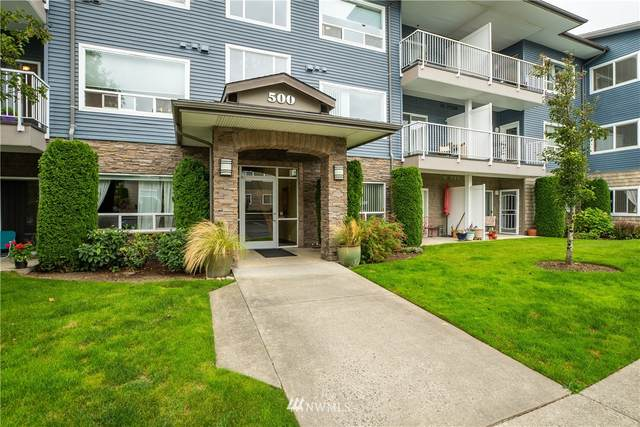 500 Darby Drive #311, Bellingham, WA 98226 (#1675001) :: Icon Real Estate Group