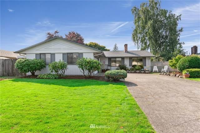 3821 Cherrywood Street, Longview, WA 98632 (#1675041) :: Icon Real Estate Group