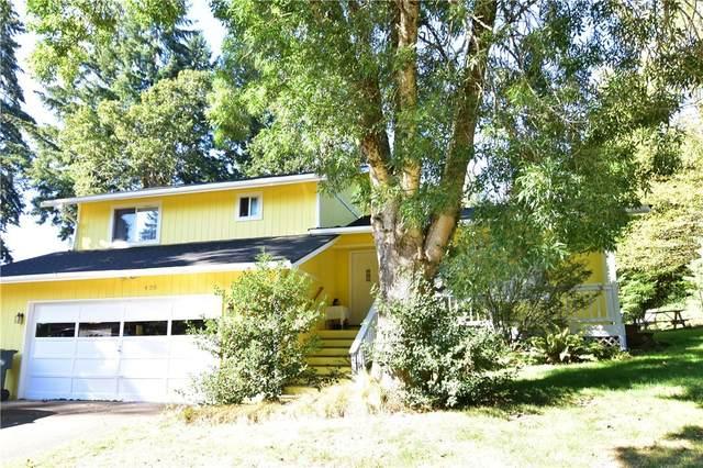 420 Volesky Drive SE, Rainier, WA 98576 (#1675170) :: The Robinett Group