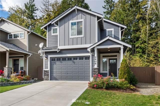 2406 Puget Sound Boulevard, Bremerton, WA 98312 (#1675186) :: Ben Kinney Real Estate Team