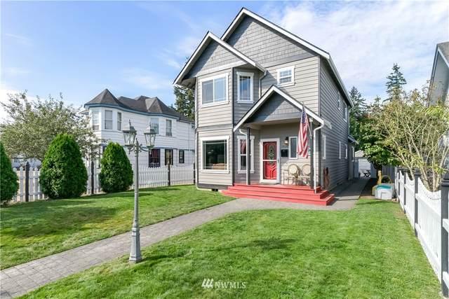 1926 Highland Avenue, Everett, WA 98201 (#1675226) :: Mike & Sandi Nelson Real Estate