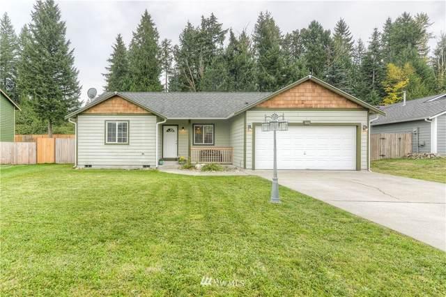 505 Emerald Lane SE, Rainier, WA 98576 (#1675325) :: The Robinett Group