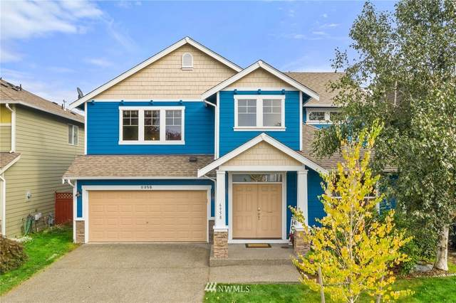 6958 Bailey Street SE, Lacey, WA 98513 (#1675343) :: Ben Kinney Real Estate Team