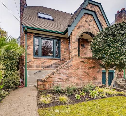 1905 26th Avenue E, Seattle, WA 98112 (#1675353) :: The Robinett Group