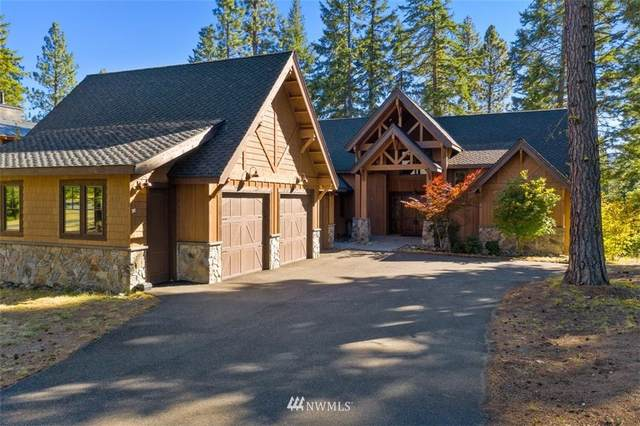 991 Spragger Way, Cle Elum, WA 98922 (#1675387) :: Ben Kinney Real Estate Team