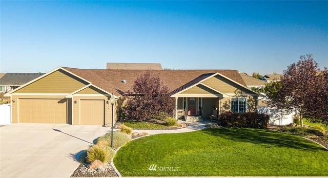 419 S Dandero St, Moses Lake, WA 98837 (#1675426) :: Hauer Home Team