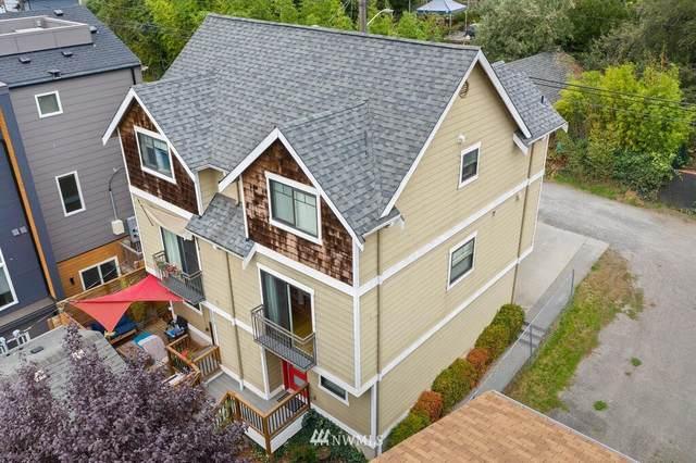 4816 Delridge Avenue SW B, Seattle, WA 98106 (#1675531) :: NW Home Experts