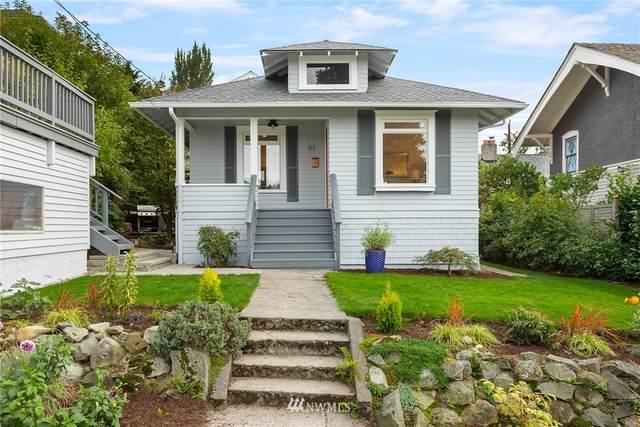 117 N 60th Street, Seattle, WA 98103 (#1675563) :: Becky Barrick & Associates, Keller Williams Realty