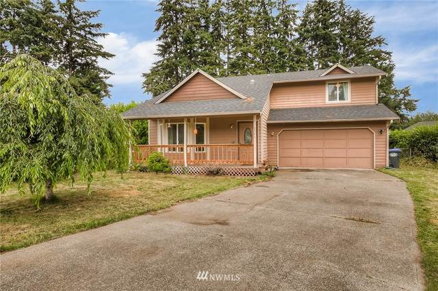 8546 Sweet Clover Drive SE, Yelm, WA 98597 (#1675785) :: KW North Seattle