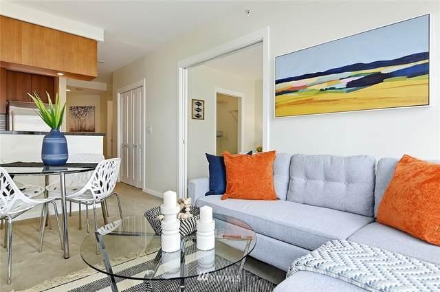 2721 1st Avenue #504, Seattle, WA 98121 (#1675857) :: Pickett Street Properties