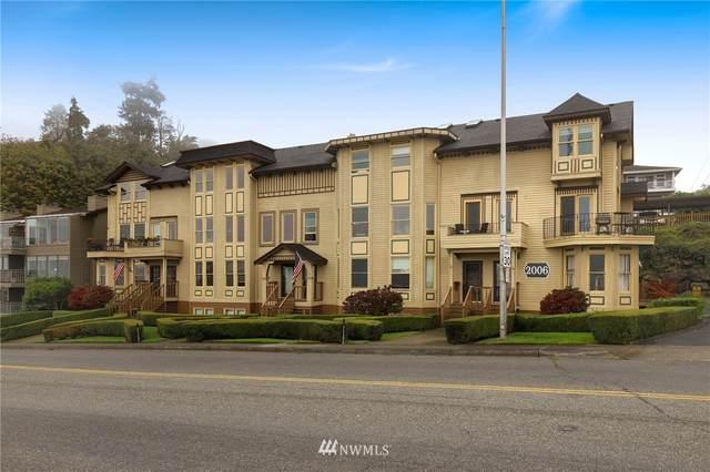 2006 N 30th Street #9, Tacoma, WA 98403 (#1675908) :: The Robinett Group