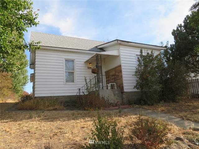 505 W 4th Avenue, Ritzville, WA 99169 (#1675940) :: Mike & Sandi Nelson Real Estate