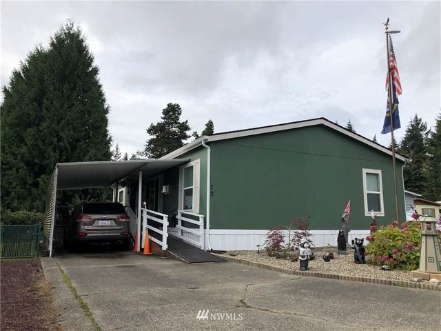 16300 Hwy 305 #72, Poulsbo, WA 98373 (#1676001) :: Priority One Realty Inc.