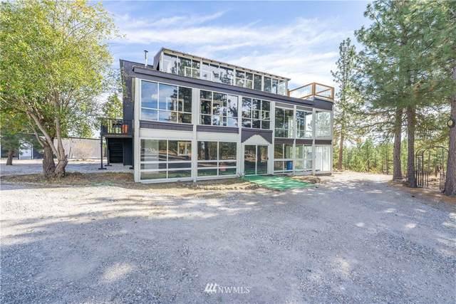 107 Pioneer Lane, East Wenatchee, WA 98802 (#1676030) :: McAuley Homes