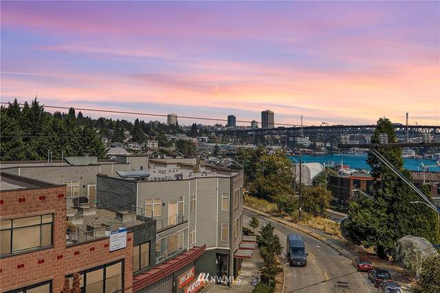 3300 Meridian Avenue N #405, Seattle, WA 98103 (#1676032) :: Ben Kinney Real Estate Team