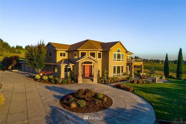 6511 NW 202nd Circle, Ridgefield, WA 98642 (#1676091) :: Ben Kinney Real Estate Team