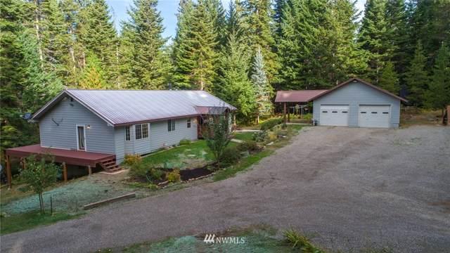 300 Nelson Creek Road, Cle Elum, WA 98922 (#1676128) :: Mike & Sandi Nelson Real Estate