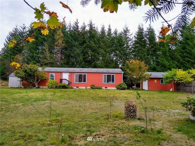 450 E Enchantment Heights Drive, Union, WA 98592 (#1676181) :: NW Home Experts