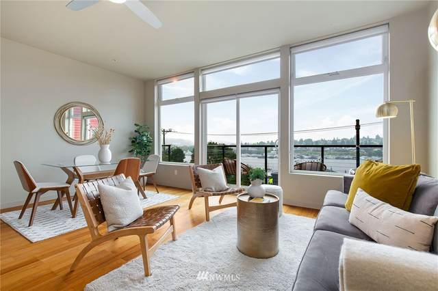 2960 Eastlake Avenue E #407, Seattle, WA 98102 (#1676463) :: Keller Williams Realty