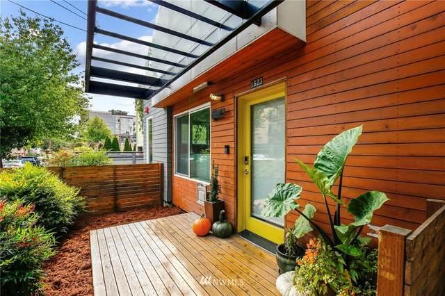 1623 14th Avenue A, Seattle, WA 98122 (#1676487) :: Mike & Sandi Nelson Real Estate