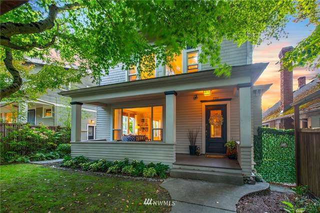 2511 2nd Avenue W, Seattle, WA 98119 (#1676683) :: Ben Kinney Real Estate Team