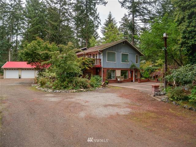 10017 137th Street NW, Gig Harbor, WA 98329 (#1676690) :: The Robinett Group
