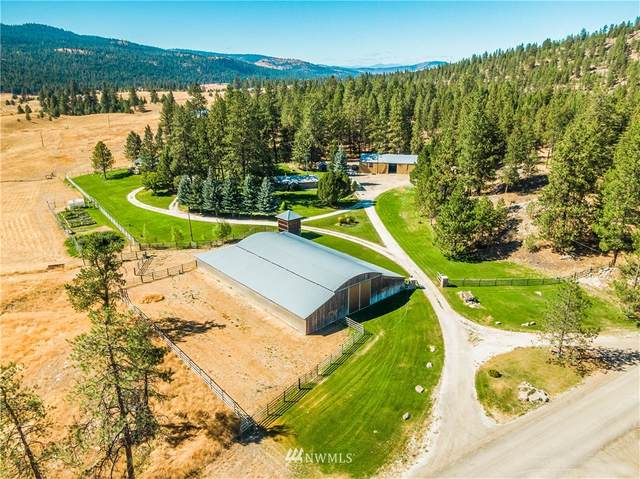 39 Cape Labelle Road, Tonasket, WA 98855 (#1676709) :: TRI STAR Team | RE/MAX NW