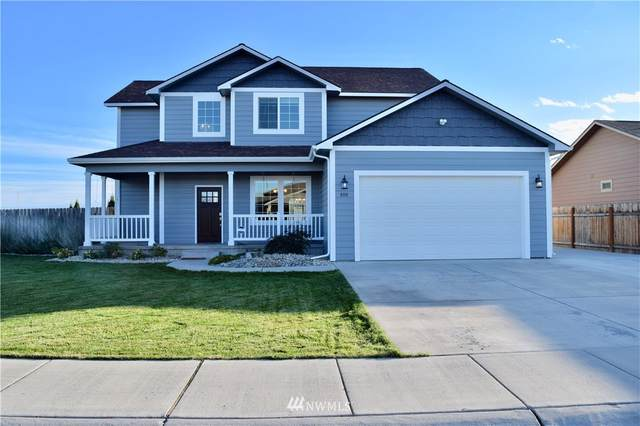 300 P St Sw, Quincy, WA 98848 (#1676761) :: Mike & Sandi Nelson Real Estate