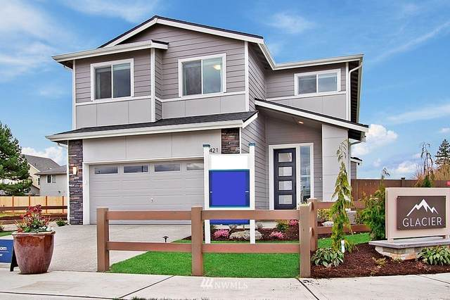 25421 158th (Lot 1) Avenue SE, Covington, WA 98042 (#1676786) :: Mike & Sandi Nelson Real Estate
