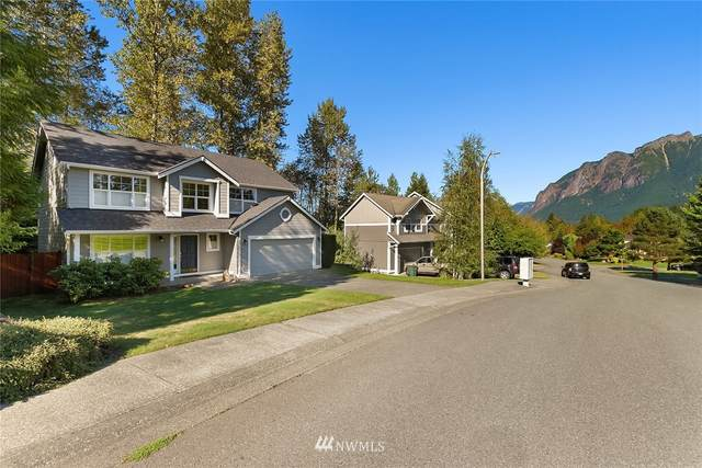 1230 SW 12th Street, North Bend, WA 98045 (#1676829) :: Becky Barrick & Associates, Keller Williams Realty