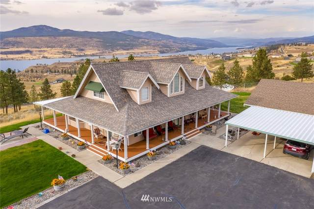 40558 N Miles Creston Road, Davenport, WA 99122 (MLS #1676858) :: Community Real Estate Group