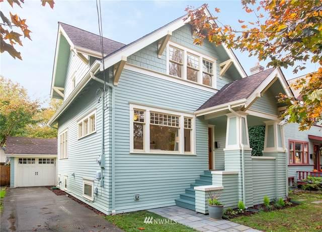 1023 NE 61st Street, Seattle, WA 98115 (#1676930) :: Beach & Blvd Real Estate Group