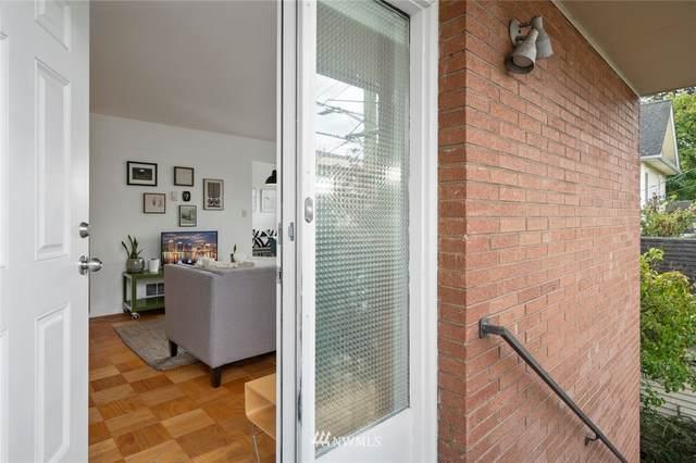 4710 Dayton Avenue N #8, Seattle, WA 98103 (#1676997) :: Pickett Street Properties